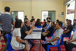 2016年タイ老眼鏡無料配布ボランティア活動