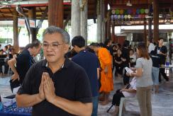 2017年タイ老眼鏡無料配布ボランティア活動